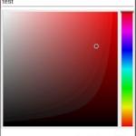 【Androidアプリ開発】カラーダイアログ(ColorPickerDialog)